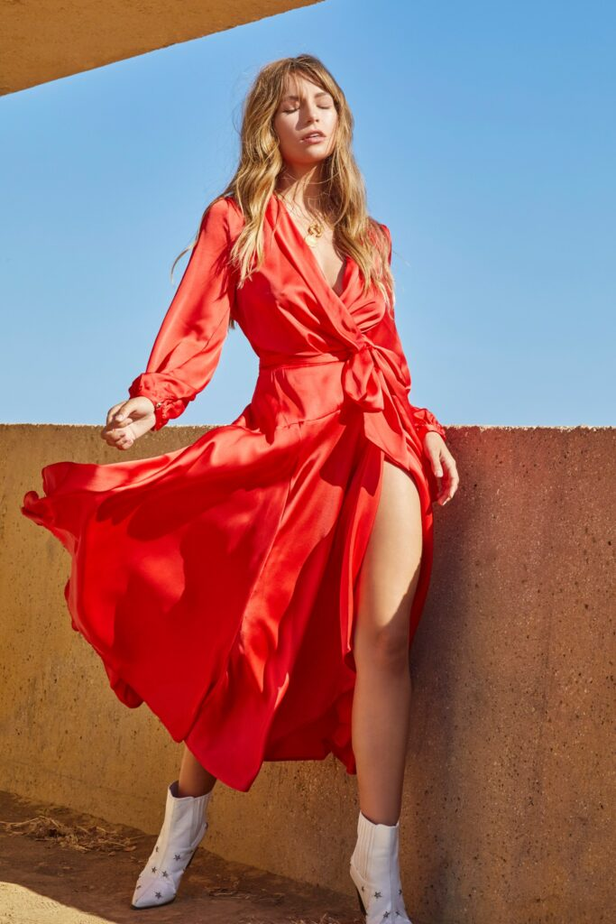 Hot Damn: Summertime Looks with Emma Louise Connolly