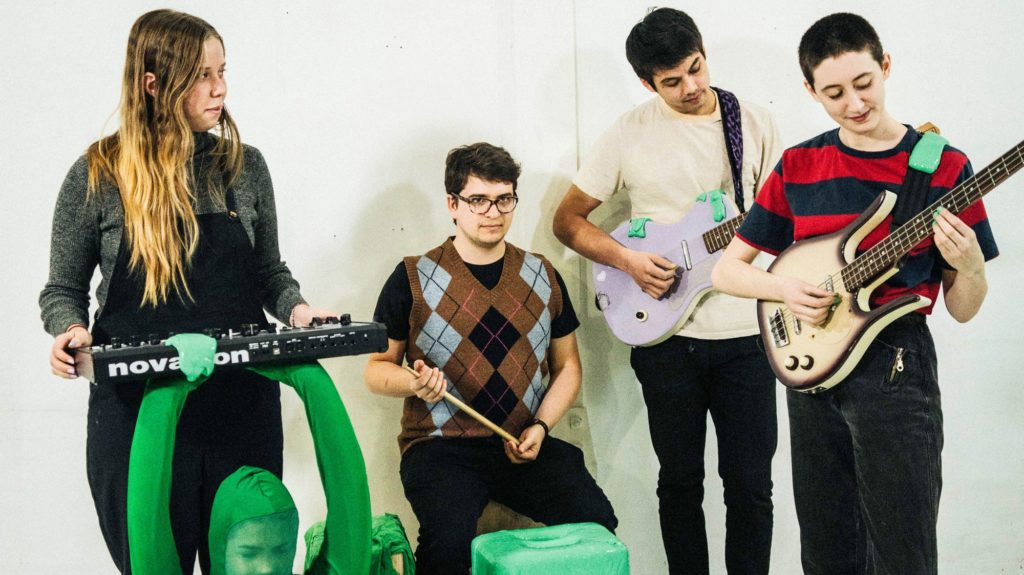 Frankie Cosmos Delves Right in