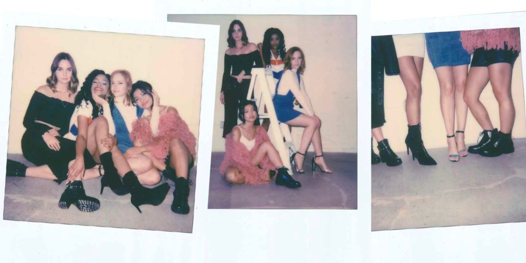 Polaroid Series #2: Meet the Cast of Hulu's Light as a Feather