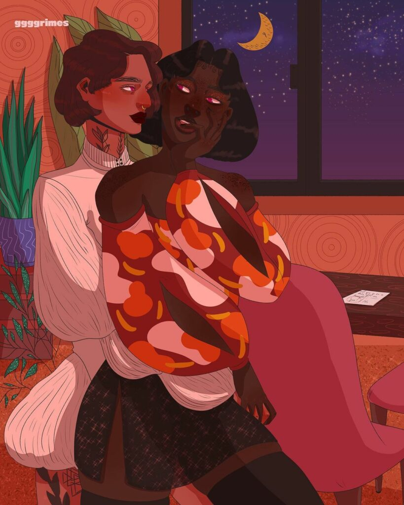 The Power of Illustration With Gabriella Grimes