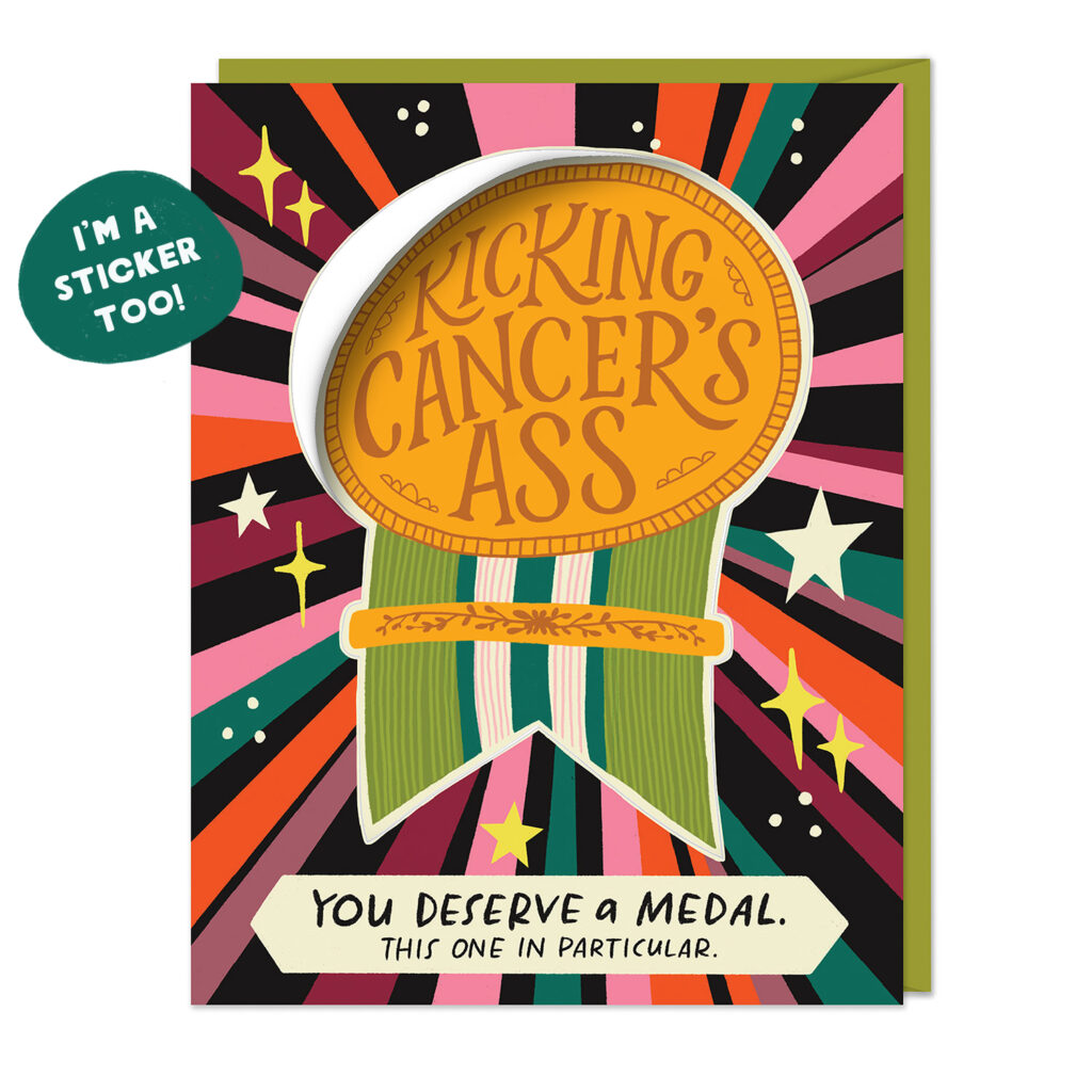 TALK CANCER TO ME: What to Say to Someone with Cancer