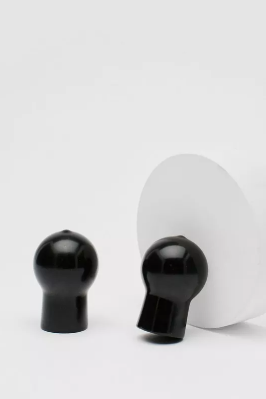 Advanced Silicone 2-Pc Nipple Suction Set