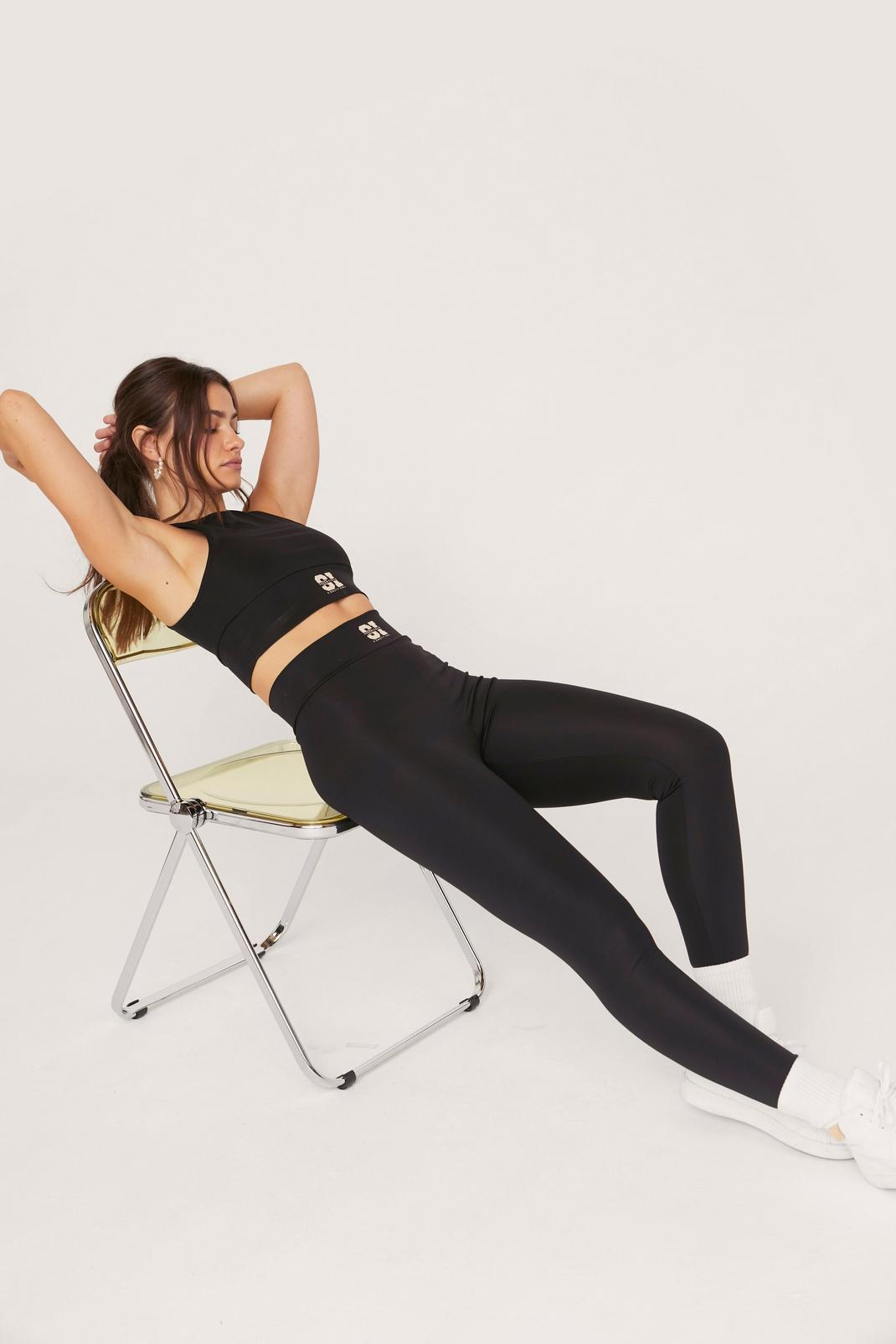 Sports Illustrated High Waisted Leggings